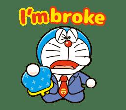 Doraemon on the Job sticker #9475416