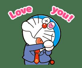 Doraemon on the Job sticker #9475419