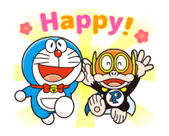 Doraemon on the Job sticker #9475420
