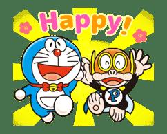 Doraemon on the Job sticker #9475420