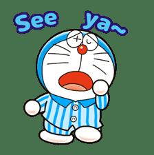 Doraemon on the Job sticker #9475423