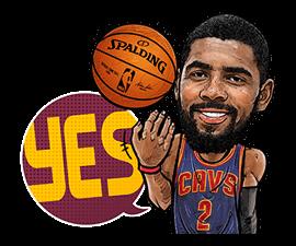 NBA Superstars sticker #9573278