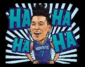 NBA Superstars sticker #9573280