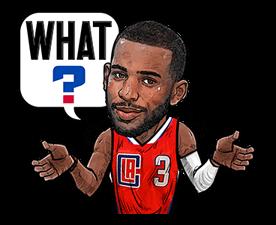 NBA Superstars sticker #9573286