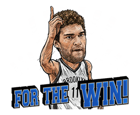 NBA Superstars sticker #9573294