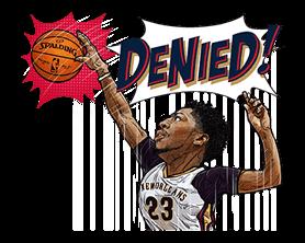 NBA Superstars sticker #9573296