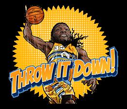 NBA Superstars sticker #9573301