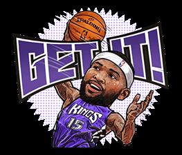 NBA Superstars sticker #9573303
