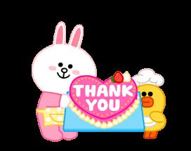 LINE X UNICEF: Sweet Love sticker #9747148