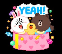 LINE X UNICEF: Sweet Love sticker #9747157