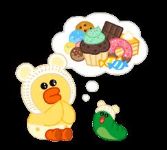 LINE X UNICEF: Sweet Love sticker #9747159