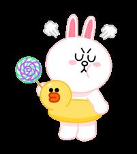 LINE X UNICEF: Sweet Love sticker #9747165