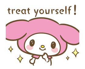 My Melody: Sweet as Can Be! sticker #9805285