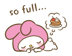 My Melody: Sweet as Can Be! sticker #9805288