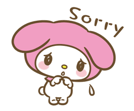 My Melody: Sweet as Can Be! sticker #9805293