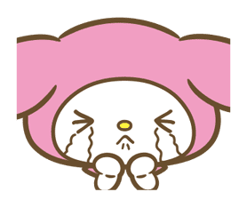 My Melody: Sweet as Can Be! sticker #9805297