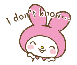 My Melody: Sweet as Can Be! sticker #9805300