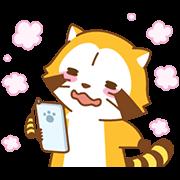 สติ๊กเกอร์ไลน์ LOVE☆RASCAL ดุ๊กดิ๊ก