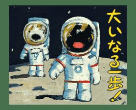 Animated Gaspard et Lisa sticker #9947710