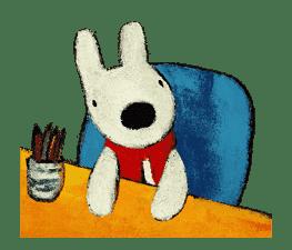 Animated Gaspard et Lisa sticker #9947711