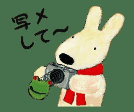 Animated Gaspard et Lisa sticker #9947714