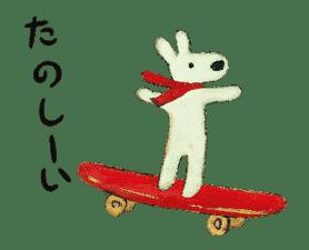 Animated Gaspard et Lisa sticker #9947725