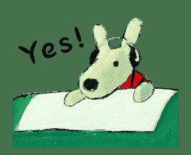 Animated Gaspard et Lisa sticker #9947726