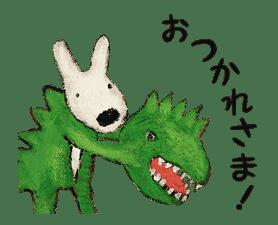 Animated Gaspard et Lisa sticker #9947727