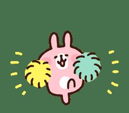 Kanahei's Piske & Usagi Come to Life! sticker #10346232