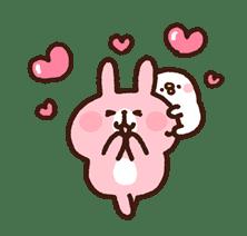 Kanahei's Piske & Usagi Come to Life! sticker #10346234
