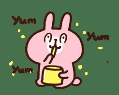 Kanahei's Piske & Usagi Come to Life! sticker #10346238