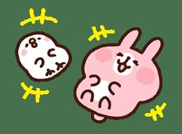 Kanahei's Piske & Usagi Come to Life! sticker #10346242