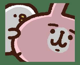 Kanahei's Piske & Usagi Come to Life! sticker #10346245