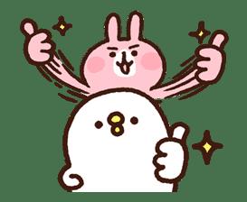 Kanahei's Piske & Usagi Come to Life! sticker #10346249