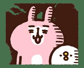 Kanahei's Piske & Usagi Come to Life! sticker #10346250