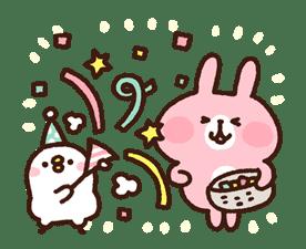 Kanahei's Piske & Usagi Come to Life! sticker #10346255