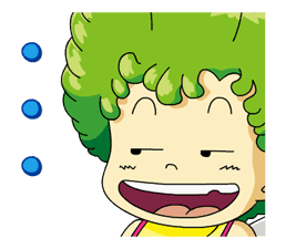 Dr.Slump -Arale- Animated Stickers sticker #10346362