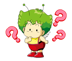 Dr.Slump -Arale- Animated Stickers sticker #10346364