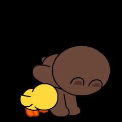 LINEスタンプランキング(StampDB) | 謝罪のプロ!LINEキャラクターズ