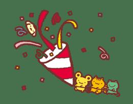 Animated Pompompurin sticker #10551363