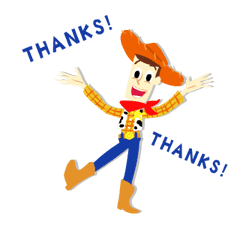 Toy Story Animated Stickers sticker #10664933