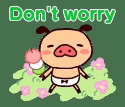 PANPAKA PANTS Spring Prance sticker #10664951