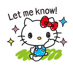 Hello Kitty's Quick Replies! sticker #10866617