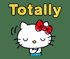 Hello Kitty's Quick Replies! sticker #10866622