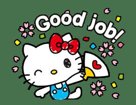 Hello Kitty's Quick Replies! sticker #10866624