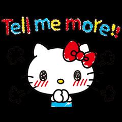 Hello Kitty's Quick Replies! ©'76,'16 SANRIO?| elPortale | Sell LINE Sticker, Sell LINE Theme