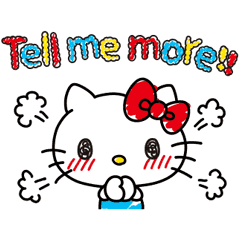 Hello Kitty's Quick Replies!