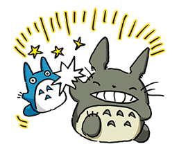 My Neighbor Totoro sticker #10867527