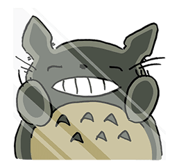 My Neighbor Totoro sticker #10867530