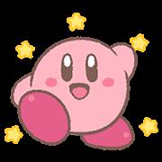 สติ๊กเกอร์ไลน์ Kirby's Dream Land